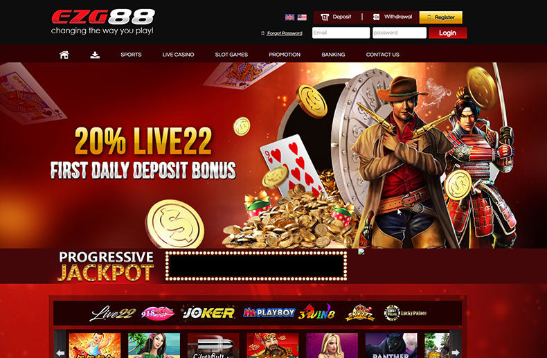 EZG88 Casino Review