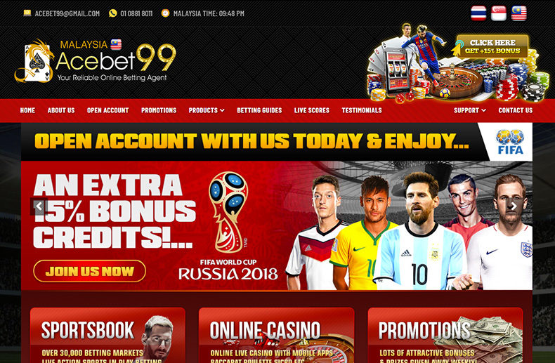 Acebet99 Casino Review