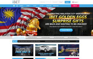 iBET Casino Review