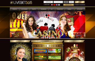 Live Bet 365 Casino Review